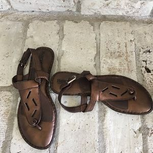Born Bronze Sandals